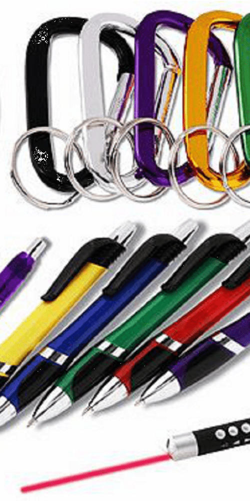 The Lasting Impact of Promotional Products